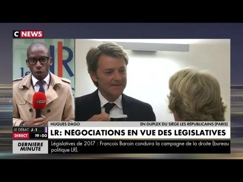 François Baroin conduira la campagne de la droite aux élections législatives