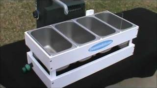 The Micro Table Top Concession Sink