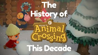 The History of Animal Crossing Over the Last Decade