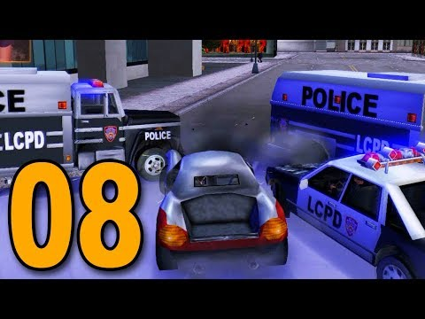 Grand Theft Auto: III - Part 8 - THIS IS NOT GOOD |