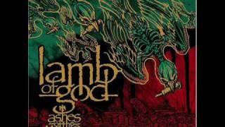 Lamb Of God- Ashes Of The Wake With Lyricsz