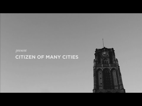 // oceans like arms - citizen of many cities