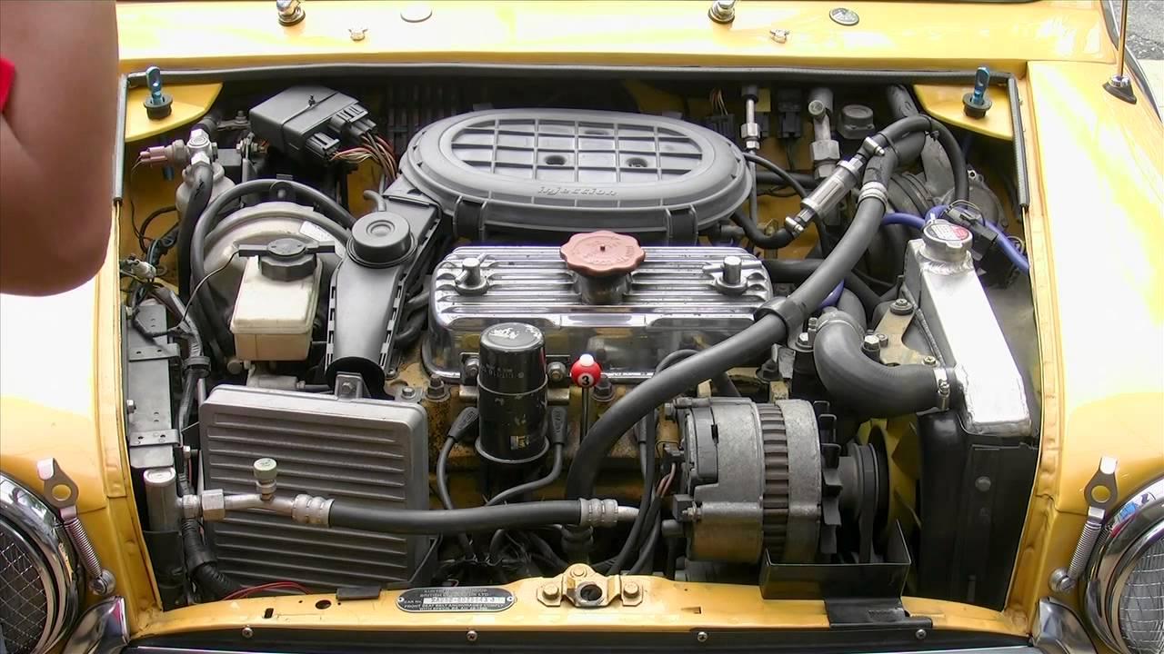 classic mini tv engine bay tours  haji hasnan youtube