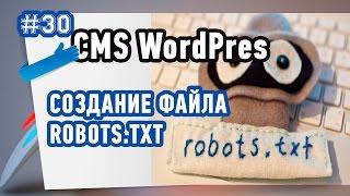 видео Правильная настройка robots.txt