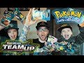 Pokemon Team Up booster pack opening *FREE CODES*