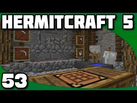 Hermitcraft 5 - Ep. 53: The Blacksmith