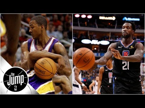 What Patrick Beverley's ejection and Kobe Bryant getting clotheslined have in common | The Jump