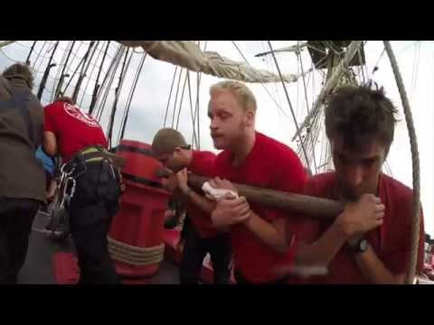 Kohler Marine onboard the Hermione project HD