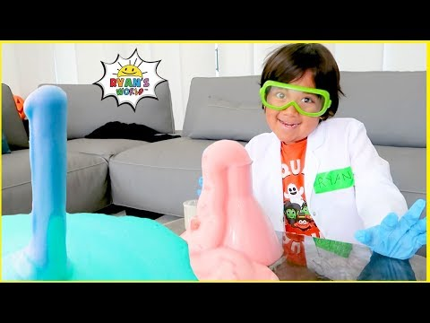 DIY Easy Science Experiments for Kids Elephant Toothpaste and more!!!