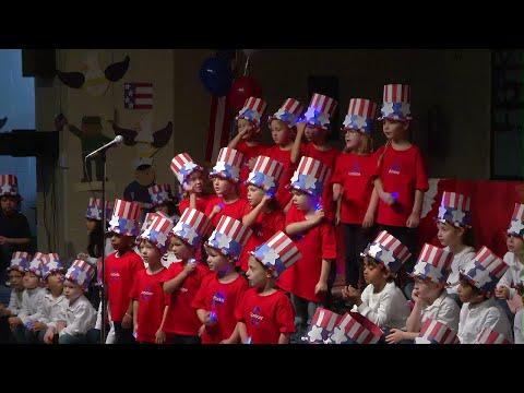 Keheley Celebrates Veterans Day