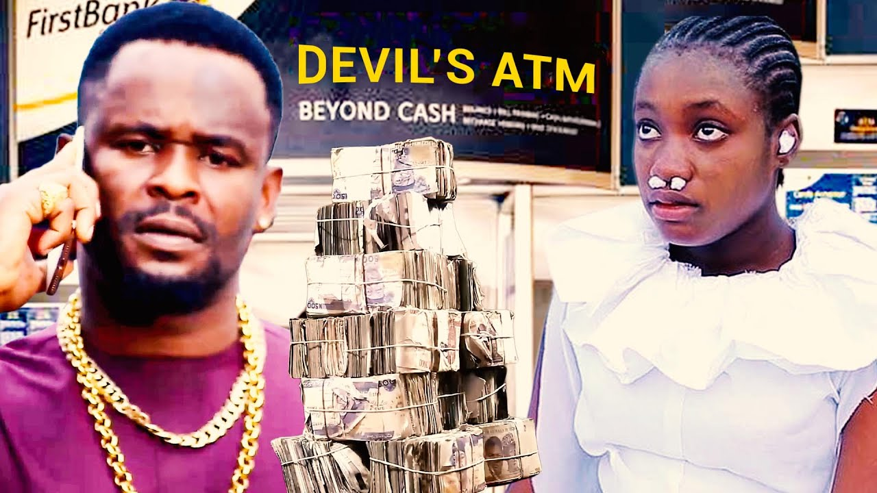 Download THE DEVIL'S ATM CARD 7&8 (NEW HIT MOVIE)  ZUBBY MICHEAL 2021 LATEST NIGERIAN NOLLYWOOD MOVIE