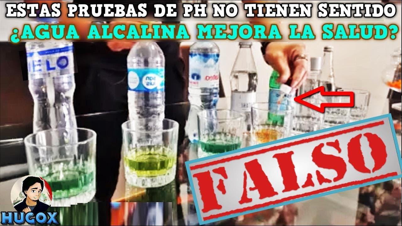 best service professional sale crazy price EL GRAN FRAUDE DEL AGUA ALCALINA | @SoyHugoX