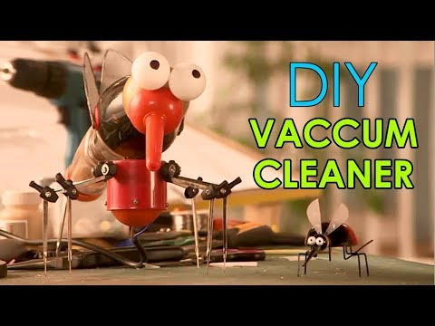 Engineer This! - DIY Vaccum Cleaner | Easy Science Experiments | S01 - E03