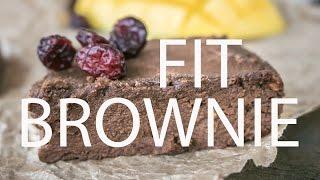 Brownie z batatów - bez cukru, laktozy i glutenu | Ugotowani.tv HD