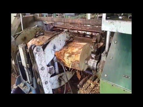 Debobinado de madera de pino torno youtube - Fabricas de madera ...