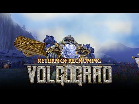 Warhammer Online / Return of Reckoning : Volgo's 2017 compilation