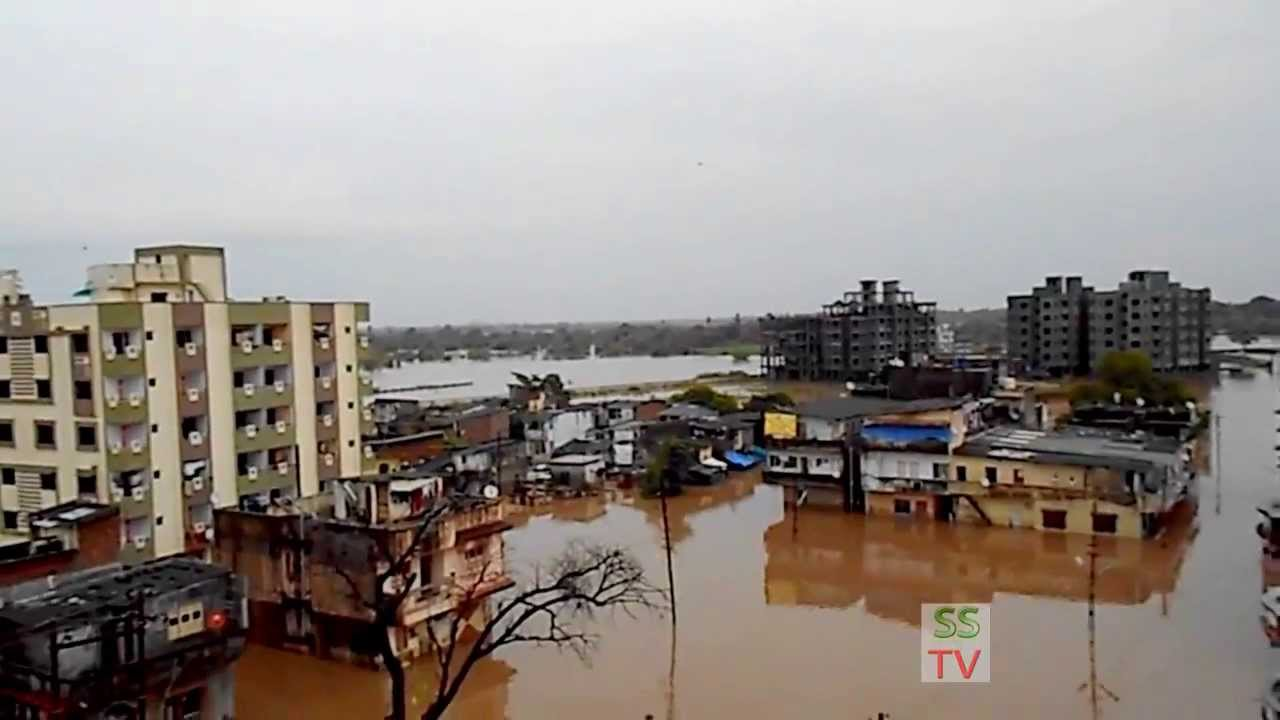 Flood In Surat and Navsari City Today's Situation