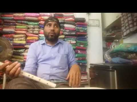 How to make a pvc c sharp scale flute indian professional flute (47.5 centimeters ) with pvc pipe
