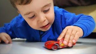 Lightning Mcqueen Toy Car - Disney Cars Pixar