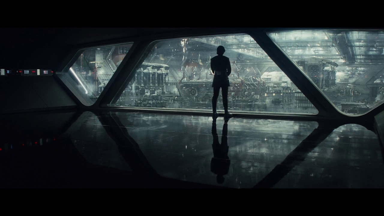 Star Wars The Last Jedi Kylo Ren Video Background Wallpaper