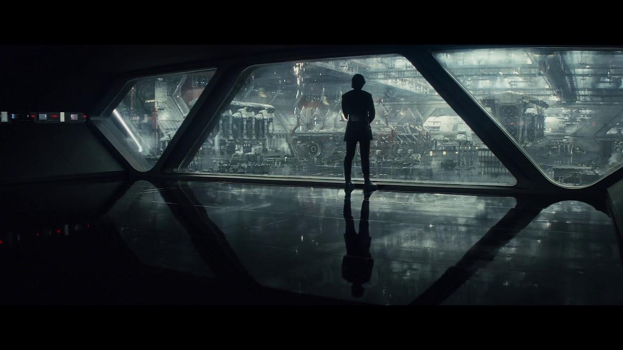 Star Wars The Last Jedi - Kylo Ren - Video Background / Wallpaper