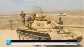 القوات العراقية تستعيد قاعدة القيارة الجوية من تنظيم الدولة الإسلامية