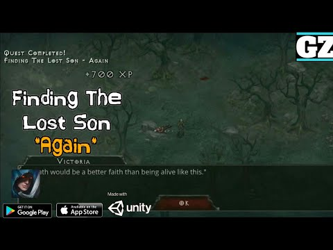 Vampire's Fall: Origins - Finding The Lost Son *Again* - Quest Completed