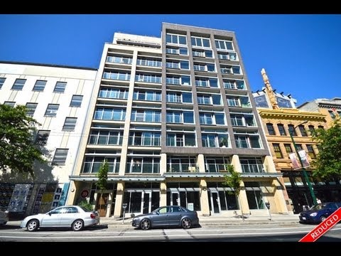 #802 33 W.Pender, Vancouver BC $598K - Vancouver Lofts