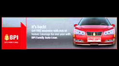 Free Insurance with Acts of Nature Coverage Extended for BPI Family Auto Loan