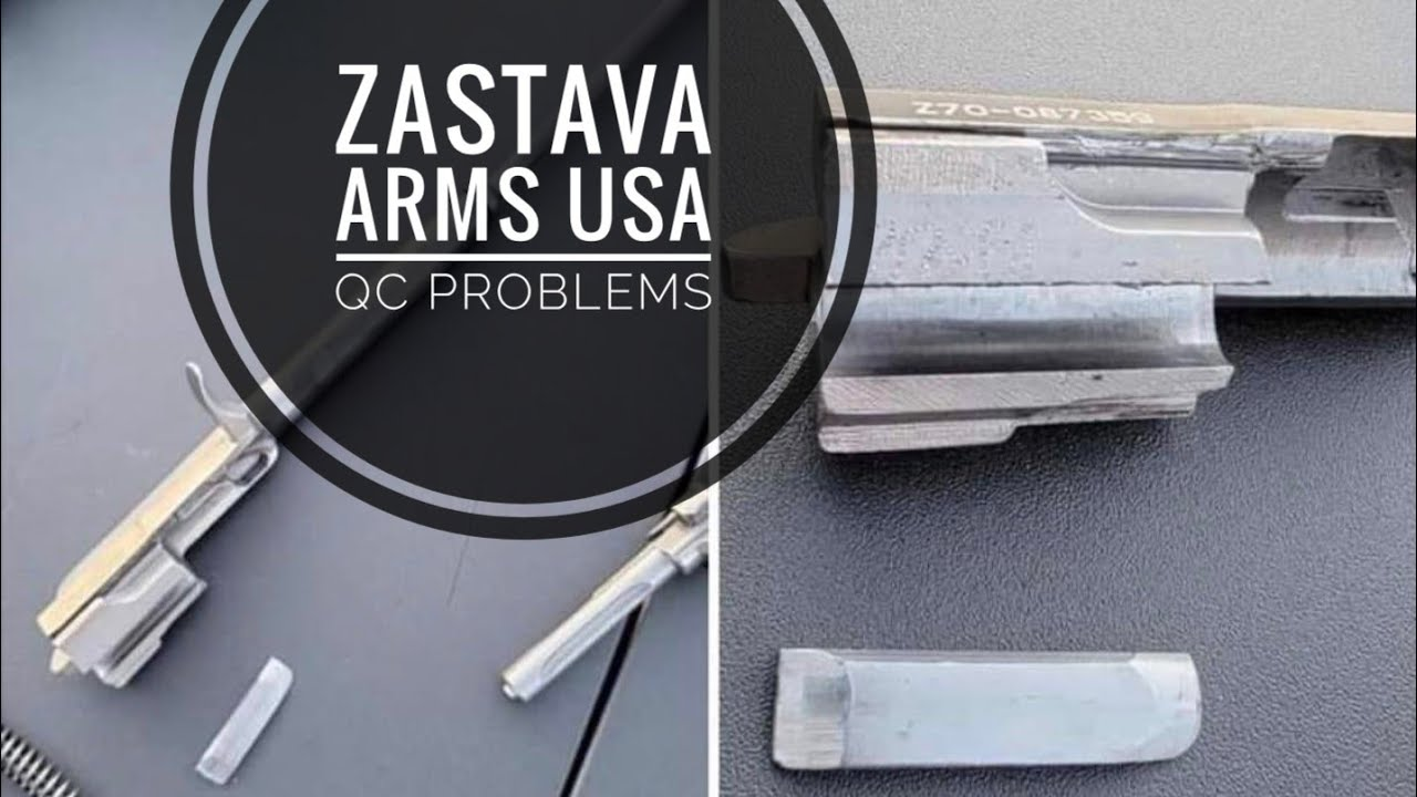 Zastava Zpap: Quality Control Problems On The Rise! Still worth it? M90 M70 M92 M85 Model Problems!