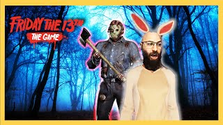 F13 - SAVE THE BUNNY, PLEASE | Friday the 13th The Game
