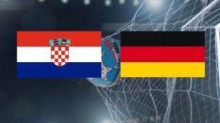 Kroatien - Deutschland - Die Analyse | Handball-EM