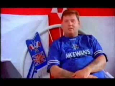 Typical Rangers Fan