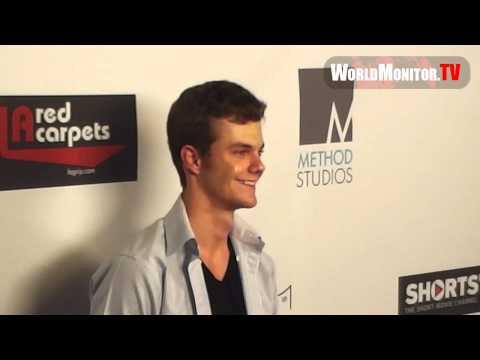 The Hunger Games 'Jack Quaid' arrives at 8th Annual HollyShorts film festival