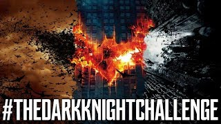 JOIN ME for The Dark Knight Challenge!!