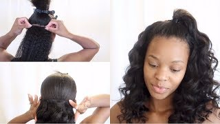 2 EASY Methods To Install Clip Ins | BETTERLENGTH