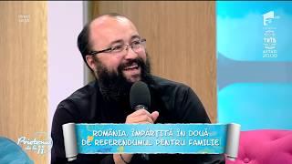 România, împărțită în două de referendumul pentru familie