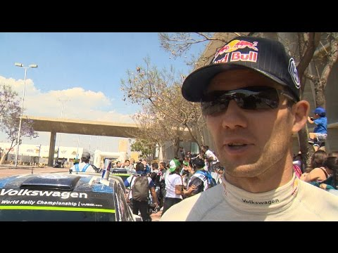 Sébastien Ogier & Julien Ingrassia 2e du Rallye du Mexique 2016