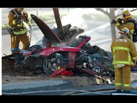 paul walker death dies car accident california porsche. Black Bedroom Furniture Sets. Home Design Ideas