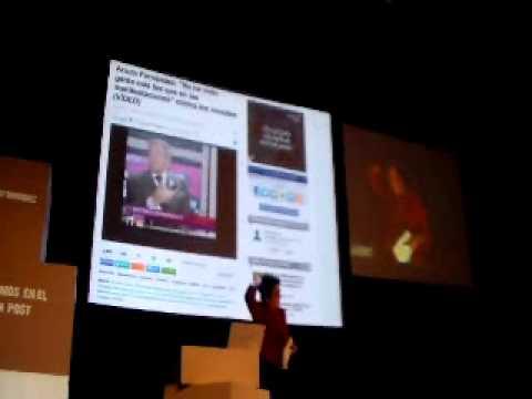 Inspirational 2012: Montserrat Domínguez (Huffington Post) y el periodismo online