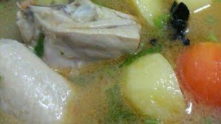 Bahan-Bahan: 500g Ayam Bahan untuk rempah tumis: kayu manis 5 buah pelaga bunga lawang 5 tangkai cengkih 3 ulas bawang putih 3 biji...