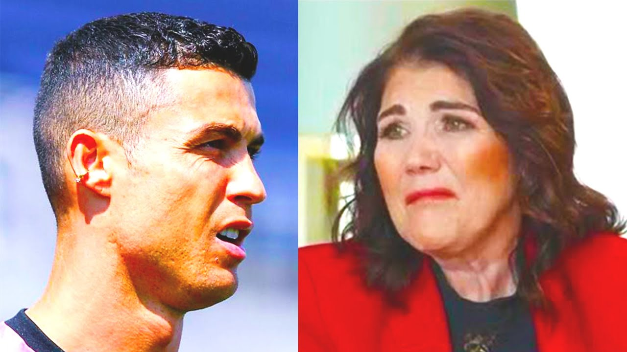 THE PROMISE THAT RONALDO GAVE TO HIS MOTHER AMAZED the entire football world!