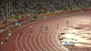олимпиада 2008 400M MEN   FINAL