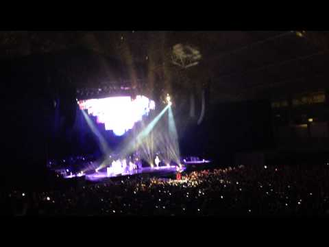 Muse - Guiding Light @ Guadalajara (The 2nd Law World Tour 2013)