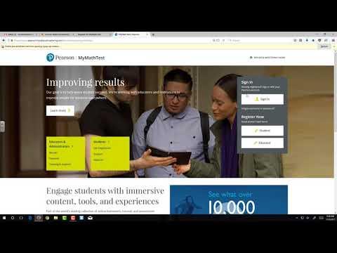 MyMathTest Introduction Video Keenum Math Fundamentals