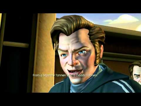 Back to the Future The Game Episode 2: Get Tannen - Part 1 HD Gameplay
