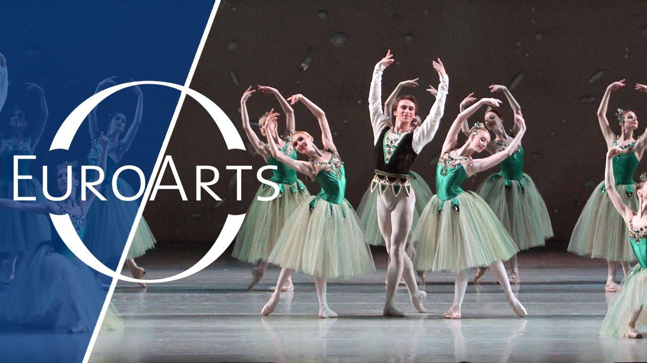 Download George Balanchine - Jewels (Ballett in three parts): Emeralds (1/3) | Mariinsky Ballet
