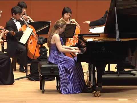 第2回高松国際ピアノコンクール 第3次審査 マリアンナ・プリヴァルスカ / 2nd TIPC Round3 Marianna PRJEVALSKAYA
