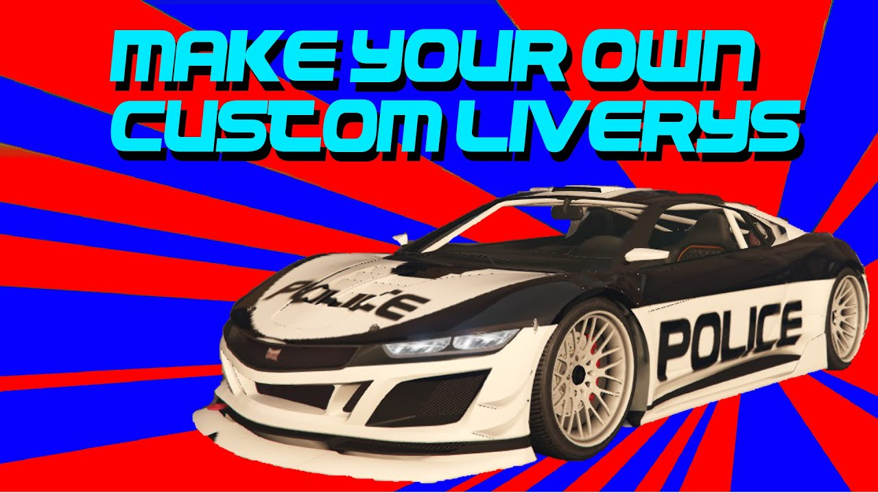 GTA 5 PC How to change livery on Jester or other cars