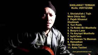 Merdu Banget!! Full Sholawat Terbaik Pilihan Rijal Vertizone (Musik Islami Indonesia) HD